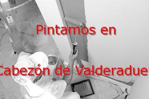Pintor Valladolid Cabezón de Valderaduey