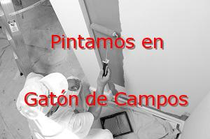 Pintor Valladolid Gatón de Campos