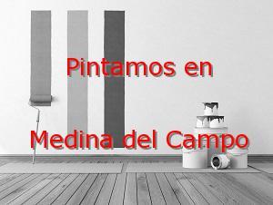 pintor Valladolid Medina del Campo
