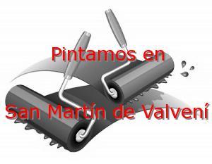 Pintor Valladolid San Martín de Valvení