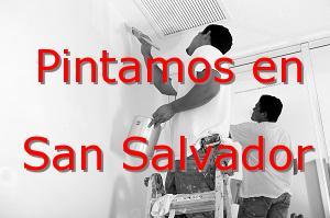 Pintor Valladolid San Salvador